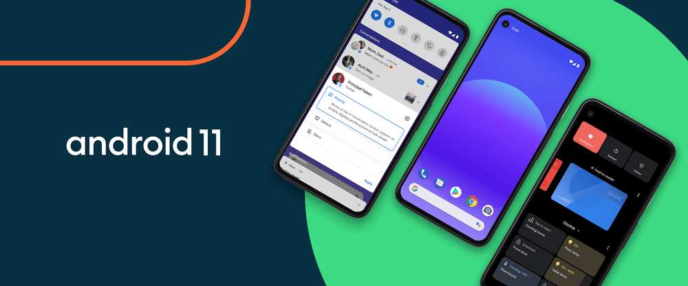 Android 11 : New Release