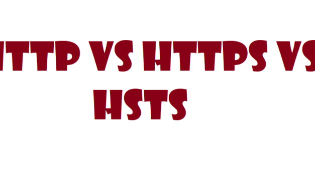 Http vs Https vs Hsts which is better?